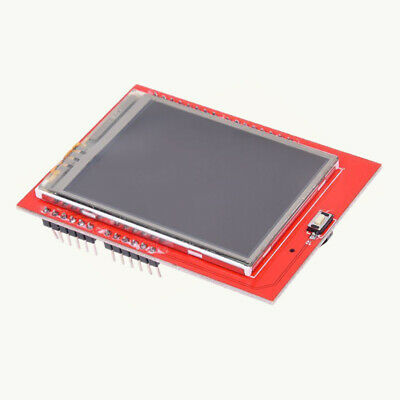 "2.4"" TFT LCD Display Shield Touch Panel ILI9341 240X320 for Arduino UNO ZH6"