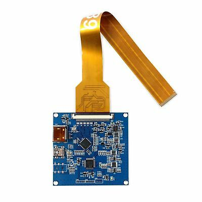 Fit To Mipi LCD Screen 8.9inch TFT08925601600 2560x1600 Display HDMI Driver