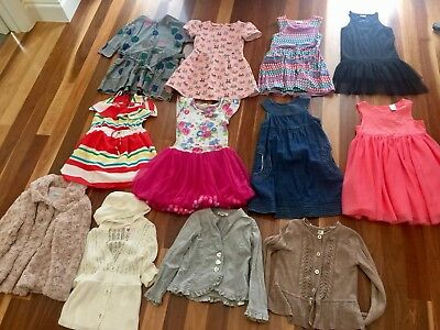 12 Bulk Lot Girls Dress Size 5 Country Road Tommy Hilfiger Patch Jackets Clothes