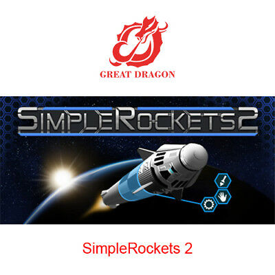 [Contact Before Purchase] SimpleRockets 2 [PC Global]