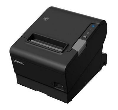 Epson TM-T88VI-243 Thermal Receipt Printer Built-in Ethernet USB, Parallel, With