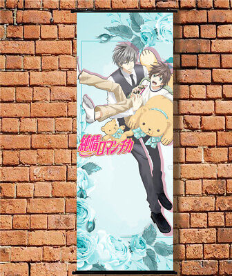 Anime Junjou Romantica Wall Poster Scroll  s3156