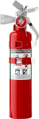 NEW 2018 Halotron 2.5lb Clean Agent Fire Extinguisher w/Bracket B385TS Halon