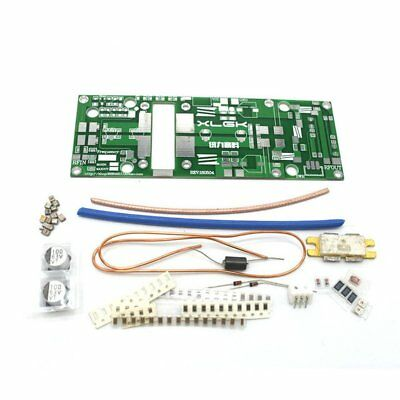 100W UHF 400--470MHZ Amplifier Power Amplifier Board For Ham Radio DIY Kits New