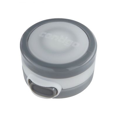 Contigo Thermalock Glacier Stainless Steel Water Bottle Replacement Lid Cap Top