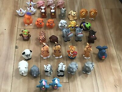Fisher Price Any 3 Animals Figures For $9.99 Please Choose