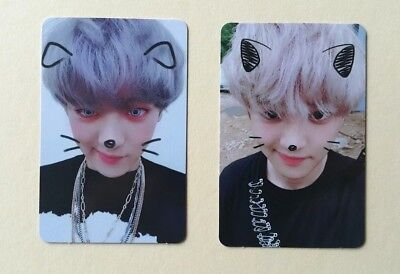 EXO 5th Album Don't Mess Up My Tempo Official Photocard -  Chanyeol Set