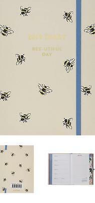 2019 Diary Cath Kidston: Bumble Bee 2019 A6 Diary Cath Kidston Stationery O Gift