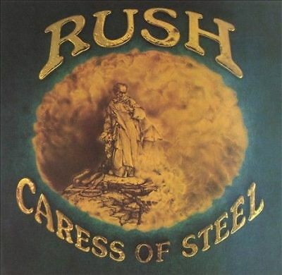 Caress of Steel by Rush [Remastered] (CD, May-1997, Mercury) *NEW* *FREE Ship*
