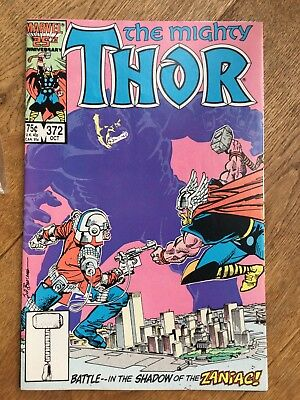 The Mighty Thor #372