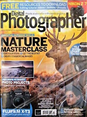Digital Photographer Magazine Issue 207
