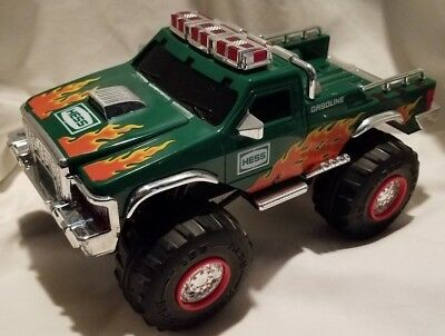 """Hess Monster Truck Toy 10"""" Collectible 2007"""