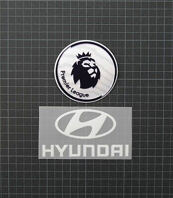 Premier League Patches/Badges 2018-2019 & HYUNDAI Chelsea Home Shirt