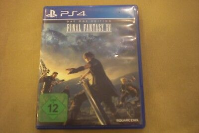 PS4 Spiel Final Fantasy XV  Day One Edition