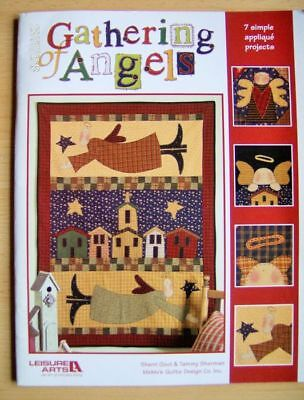 Gathering Angels - Patchwork - Quilts - Engel