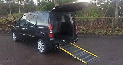 2014 Citreon Berlingo + hdi 1.6L diesel ⭐ wheelchair access disabled vehicle