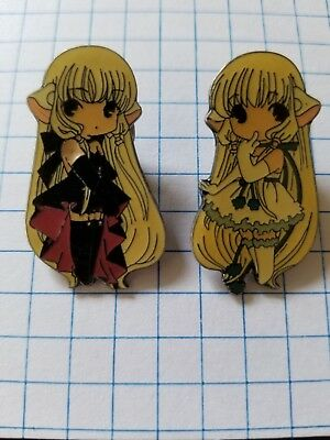 Chobits Chii Pin Set - Used