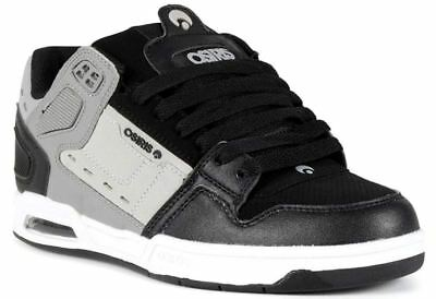 7df7c1c10e5aed OSIRIS PERIL GREY Charcoal Mens Skate Trainers Shoes -  107.66 ...