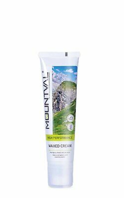 Mountval Waxed Cream nourishing and waterproofing cream for leather trekking ...
