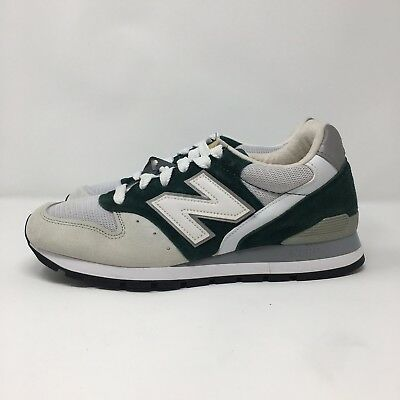 new product 2d100 ff201 NEW BALANCE EXPLORE by Air M996CEPA Made In USA green grey M996 Mens Sz 7  996
