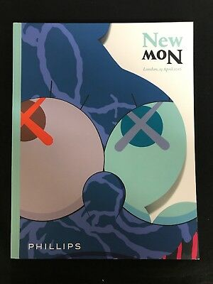 New Now London 13 April 2016 Kaws Kawsone Art Catalog Phillips