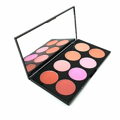 Revolution Makeup All About Cream Blush Palette - Pink Blusher