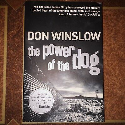 The Power of the Dog by Don Winslow (Paperback, 2006) Great Condition
