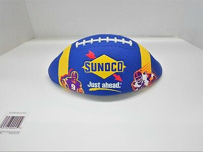 Vintage Sunoco Touchdown Football Promotional  Nfl Gas Station