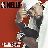 R In R&b Collection Volume 1 - Cd - Kelly, R New Sealed - 18 Tracks