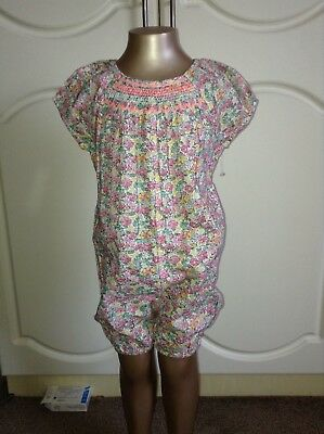 Age 3-4 Next Girls Play Suit