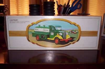 1982 Hess Truck, Box Only, Plus 15 Hess Tires In Great Shape