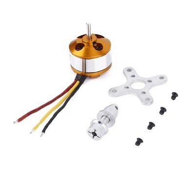 A2208 KV2200 Brushless Motor For RC Multirotor Aircraft Model Airplane Y8