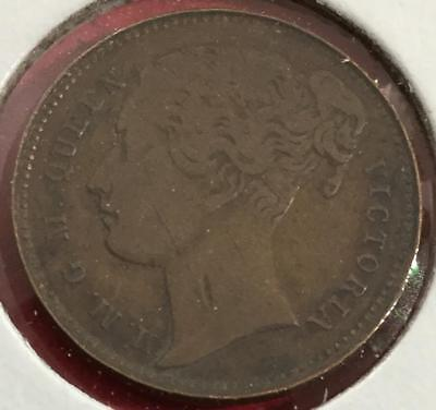 """1830 British Young Queen Victoria """"TO HANOVER"""" Old British COIn!"""