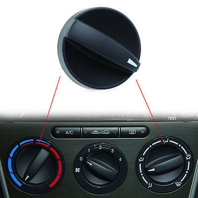 Genuine Heater A/C Heater Fan Switch Control Knob No:2 05-12 Mazda BT50 Pickup Car & Truck Parts Car & Truck Air Conditioning & Heater Parts