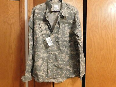 US Army combat coat, Digital camouflage , medium, new