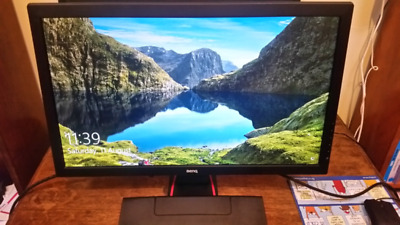 """BenQ Zowie 24"""" 75Hz Full HD 1MS LED Gaming Monitor 2xHDMI, speakers"""