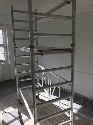 Aluminium Scaffold Tower With Platform
