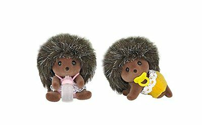 Epoch Calico Critters doll hedgehog of twins