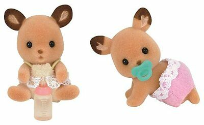 Epoch Calico Critters Twins of dolls deer Shi -67