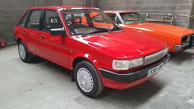 Rover Maestro 2001 Model 1.3 5 Speed Petrol, Rare Ledbury Model