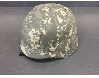 US Army / USMC PASGT helmet made with Kevlar, suspension system L5. M-8. Cover.