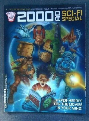 2000ad Sci-FI Special (24th June 2015)