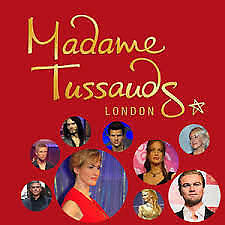 Madame Tussauds booking code for 2 free tickets. Choice your own date