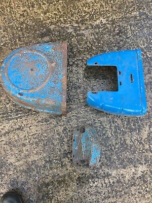 Fordson Major Pulley Guard Cover