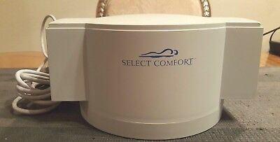 Select Comfort SLEEP NUMBER MOTOR PUMP Air Chamber Bed EFCS-1 inflator 1 remotes