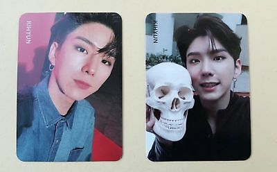 MONSTA X - 2nd ALBUM TAKE.1 ARE YOU THERE? VER.4 Official Photocard - Kihyun set