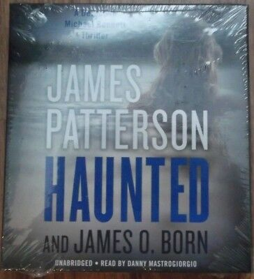 Haunted by James Patterson - (CD -  Unabridged)  Brand NEW