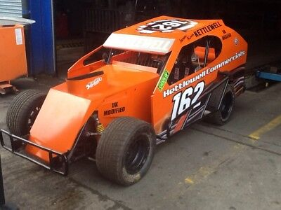 race car oval stock car uk modifieds