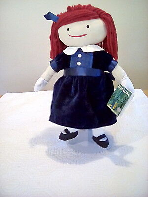 Yottoy La Belle Madeline 16 Soft Doll **SPECIAL PRICE