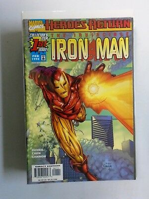 Iron Man Lot (3rd Series) From:#1-89, 58 Different, 8.0/VF (1998)